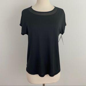 C9 Champion Black Short Sleeve Running Shirt M